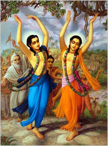 bhakti caste chaitanya