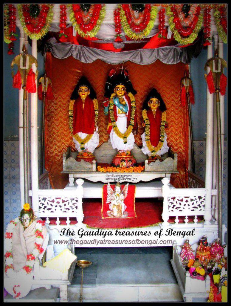 adisaptagram uddharana thakura gauranga