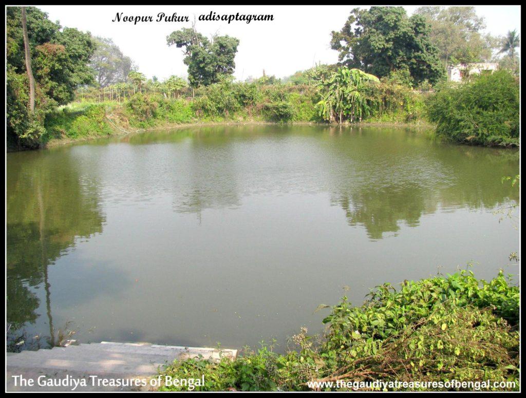 Uddharana Datta nupur pukur adisaptagram