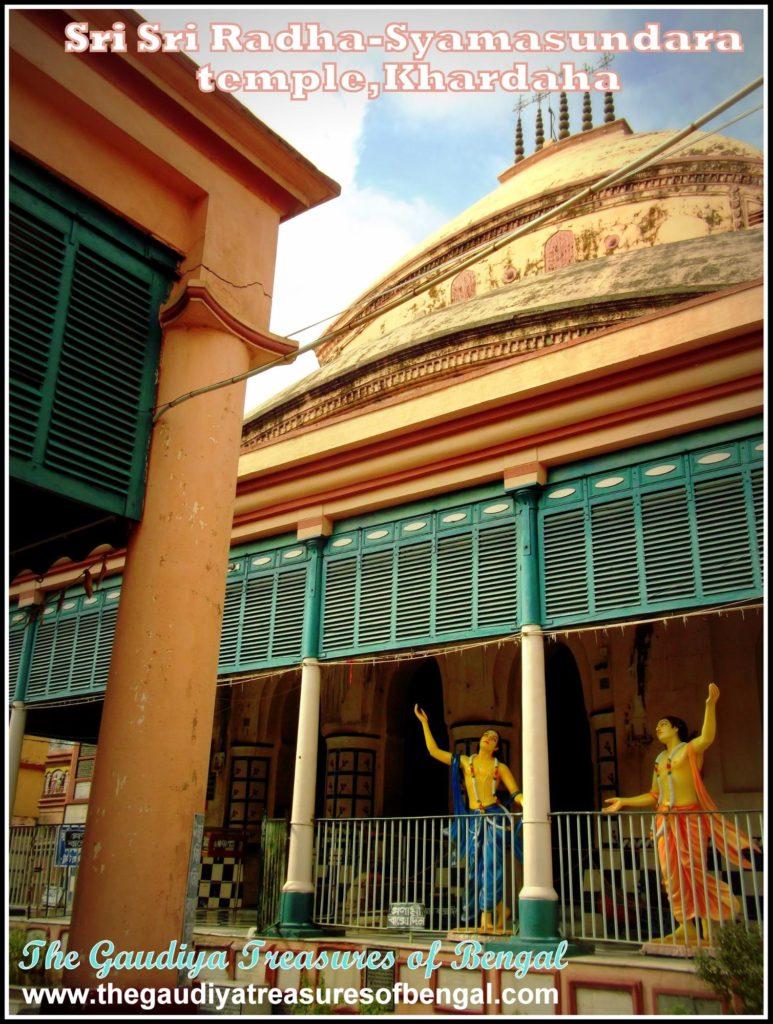 khardah shyamsundar temple
