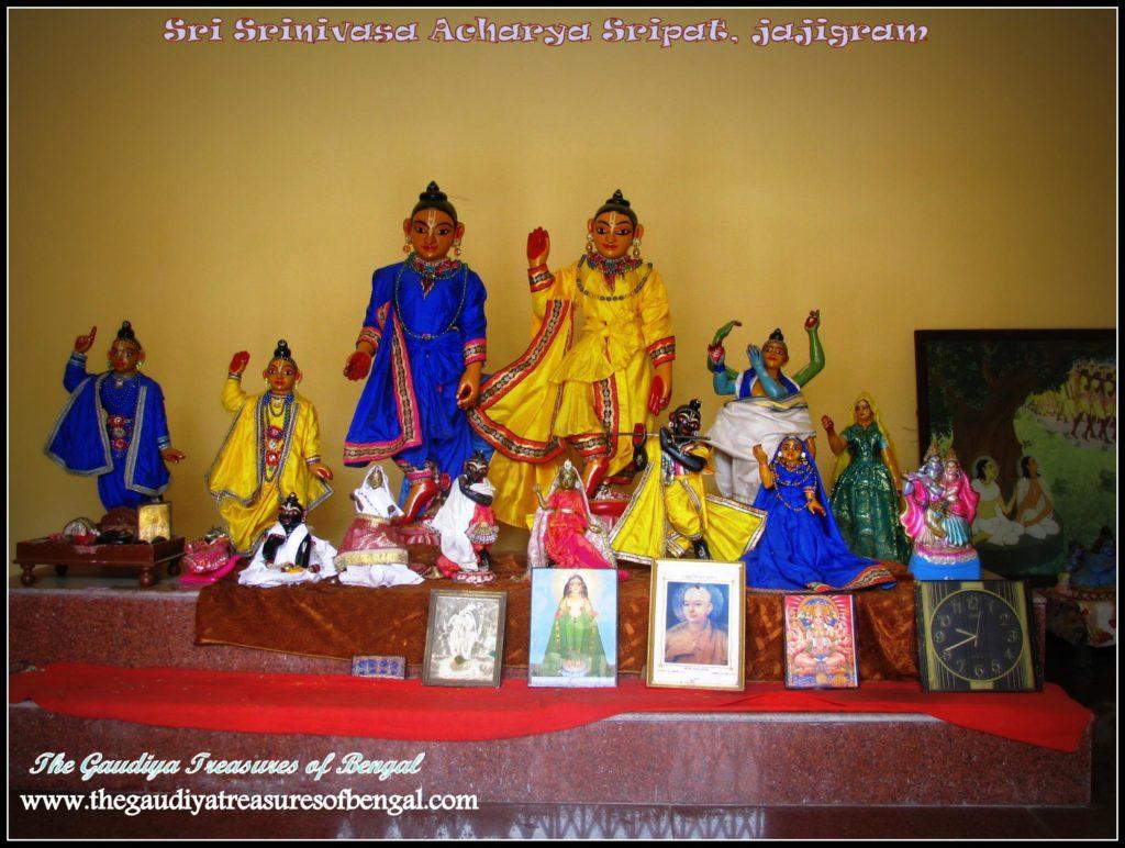 Srinivasa acharya deities
