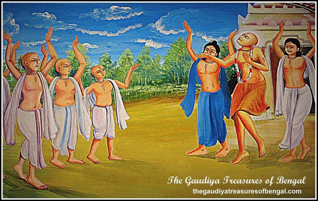 chaitanya gaura purnima nitai