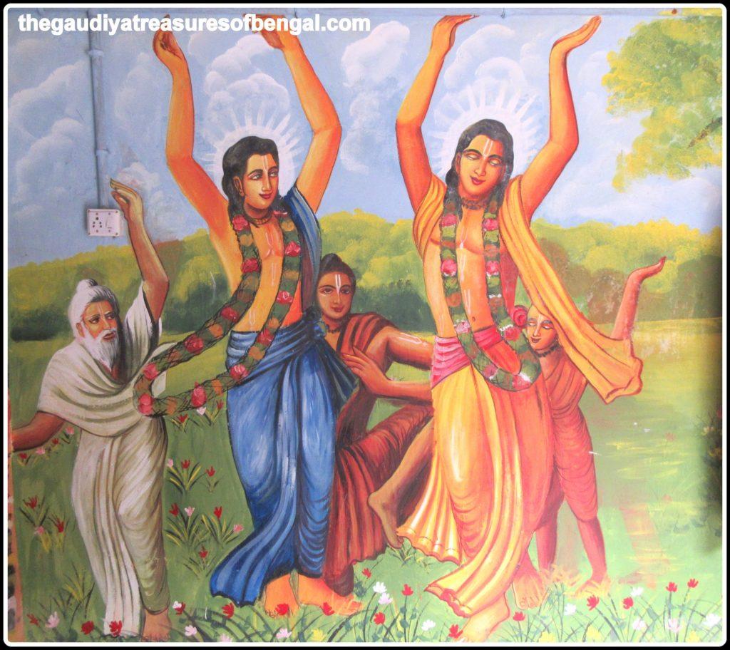 Chaitanya Mahaprabhu Shikshashtakam