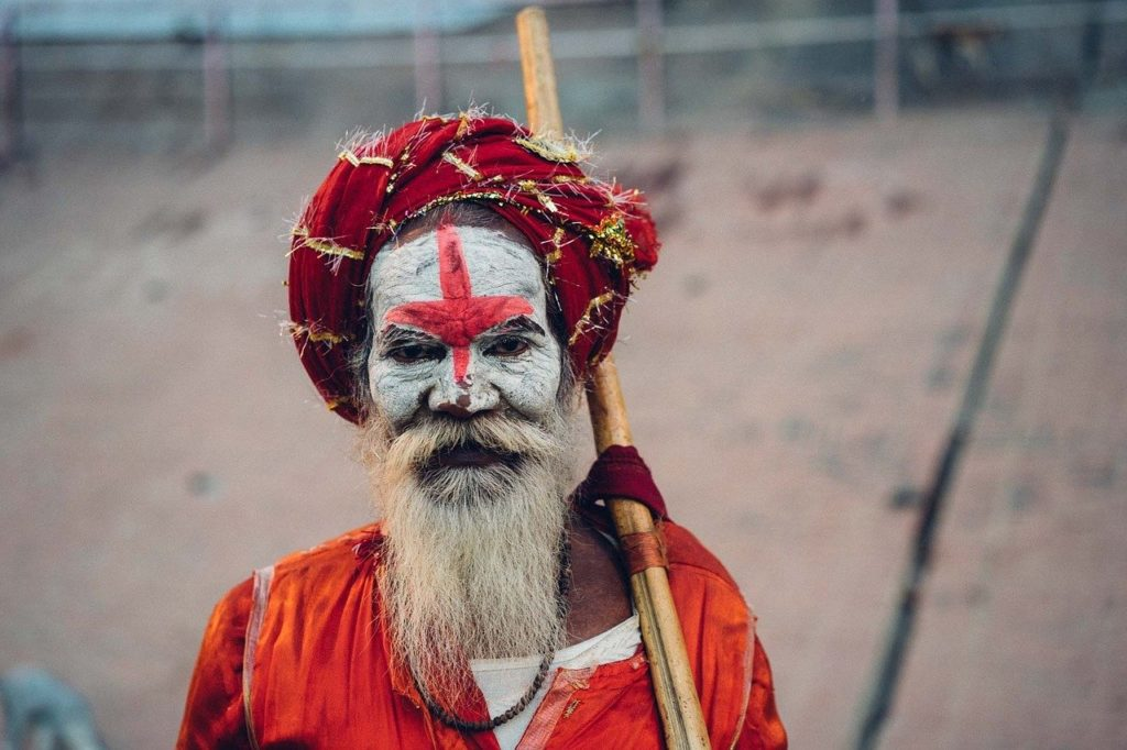sadhu devotee