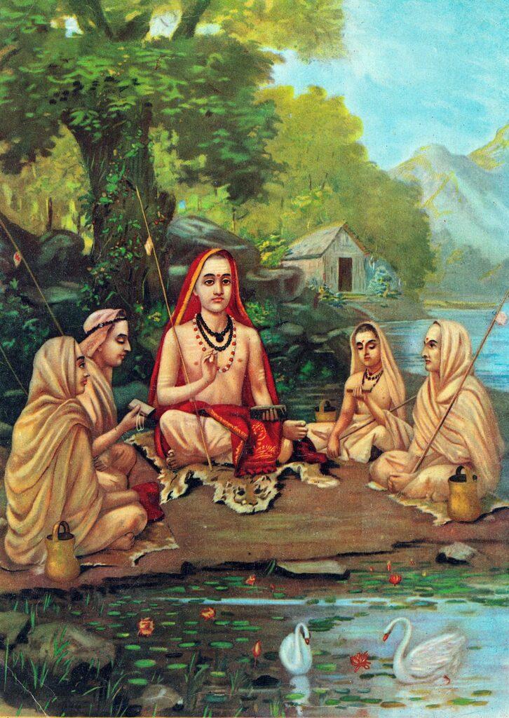 Shankaracharya adi shankara