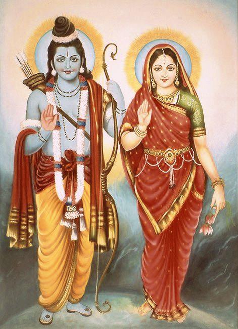 sita haran in ramayan rama chaitanya mahaprabhu