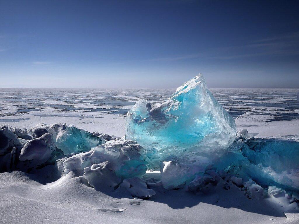ice water dharma