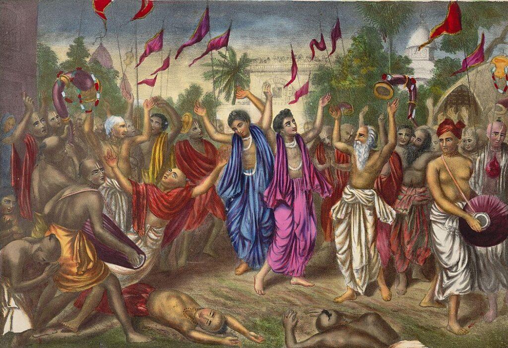chaitanya mahaprabhu childhood pastimes kali yuga