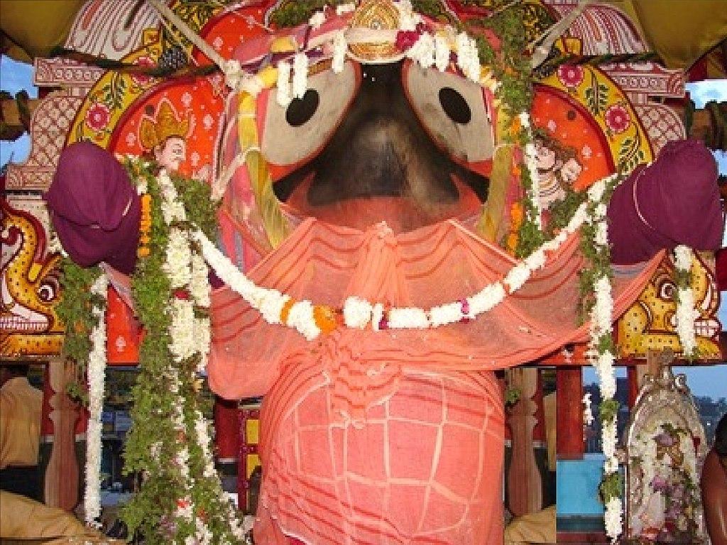 jagannath puri temple history